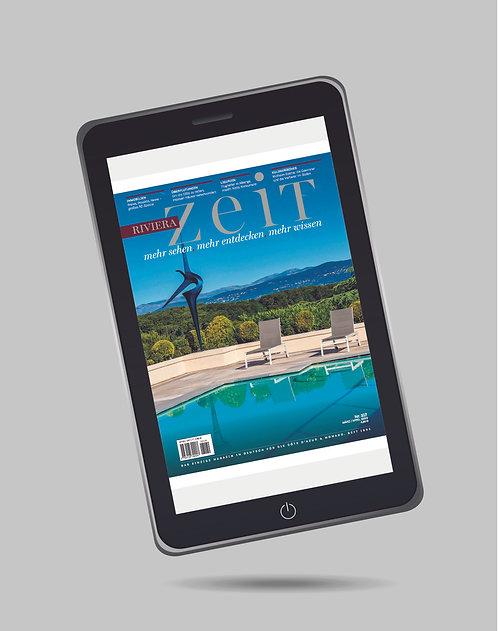 e-Magazine RivieraZeit #317 - March/April 2020