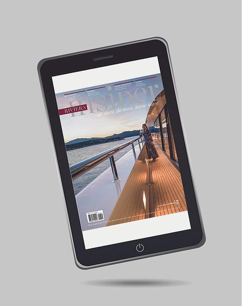 e-Magazine Riviera Insider #185 - July/Aug/Sep 2019