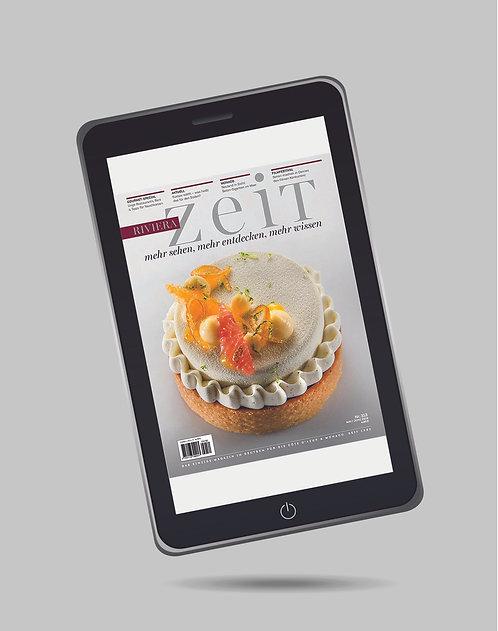 e-Magazine RivieraZeit n°313 - Mai/Juin 2019