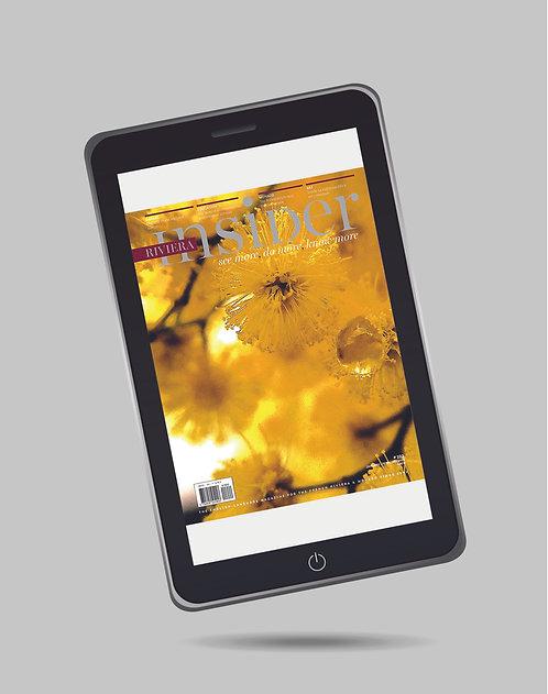 e-Magazine Riviera Insider #182 - Jan/Feb 2019