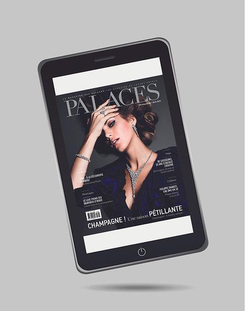 e-Magazine PALACES #38 - Winter 2018/2019