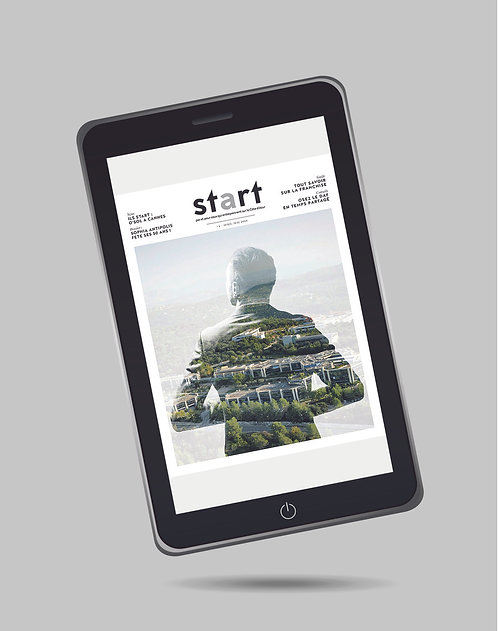 e-Magazine START n°4 - Avril/Mai 2019