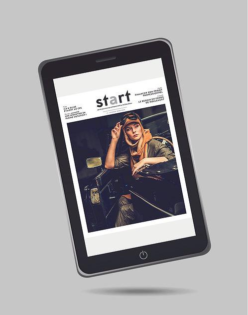 e-Magazine START n°3 - Février/Mars 2019
