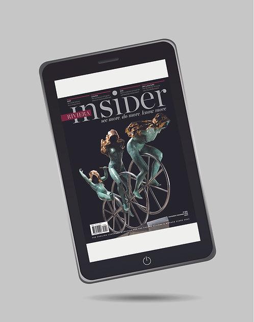 e-Magazine Riviera Insider #181 - Nov/Dec 2018