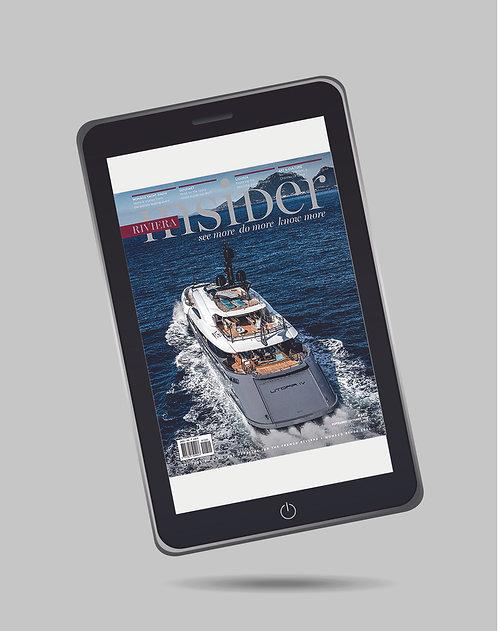e-Magazine Riviera Insider #180 - Sept/Oct 2018