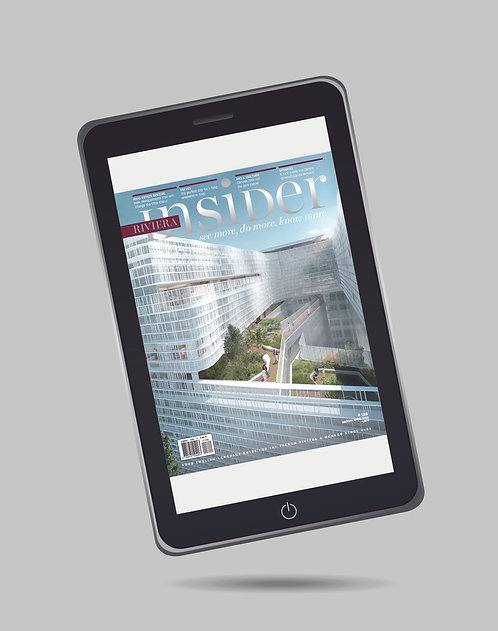 e-Magazine Riviera Insider n°188 - Mars/Avril 2020
