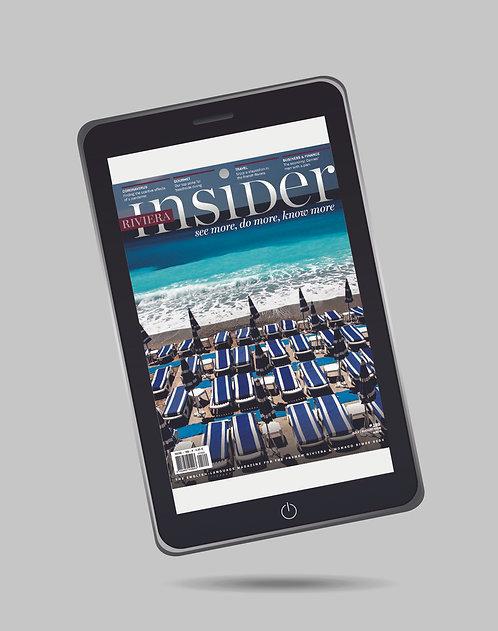 e-Magazine Riviera Insider #189 - July/August 2020