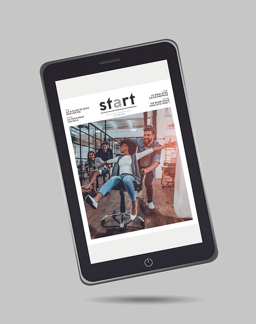 e-Magazine START n°9 - Eté 2020
