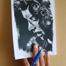 Marilyn notebook