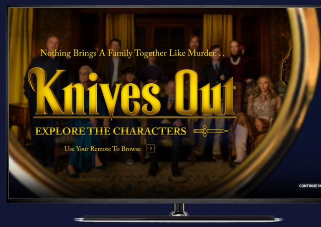 Lionsgate Knives Out