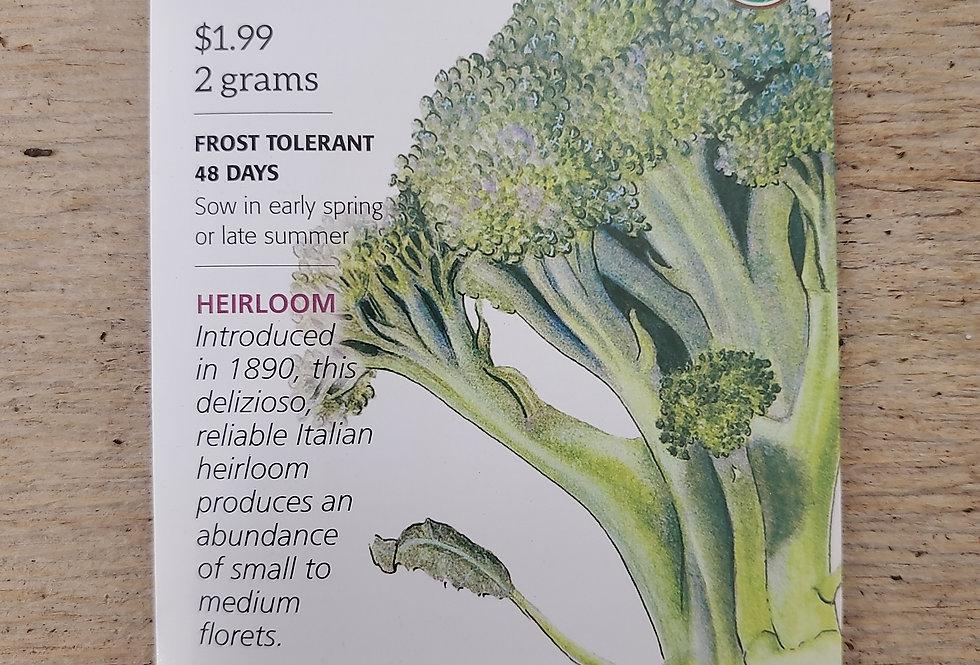 Broccoli Di Cicco Organic