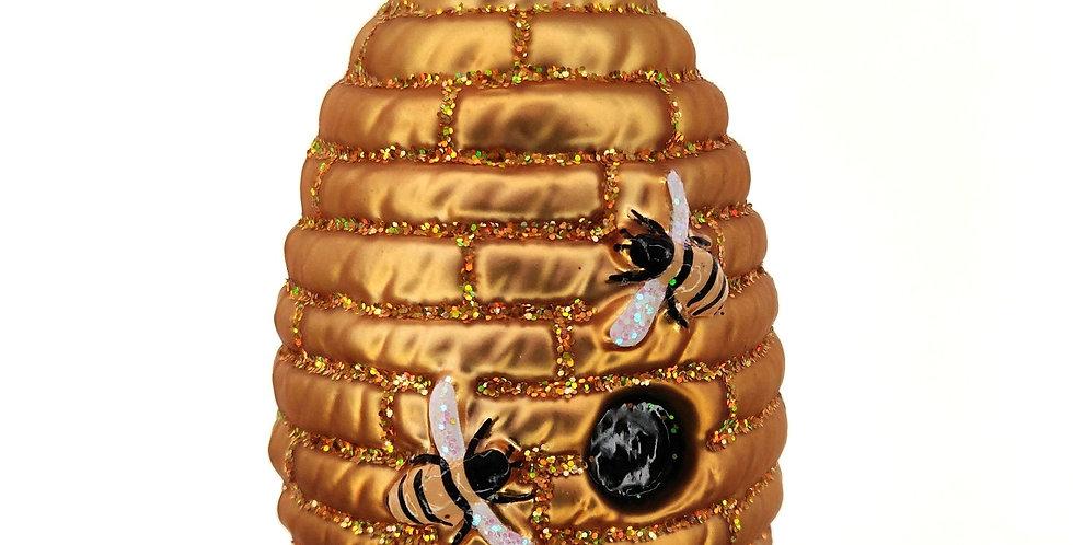 Beehive Ornament