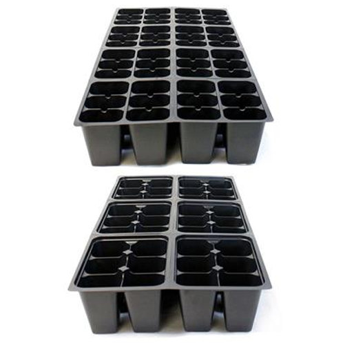 6 Cell Tray x6 Pack Seed Starter