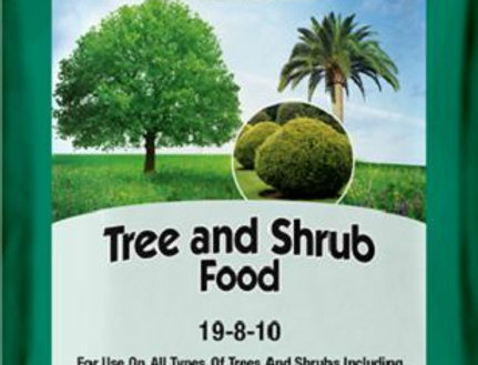 Tree and Shrub Food 19-8-10 (4 lbs)