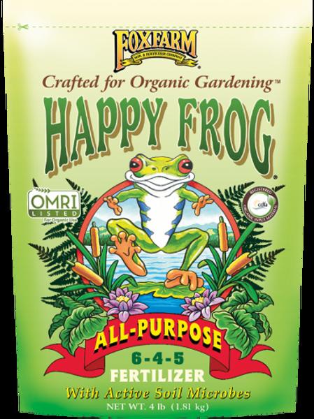 Happy Frog® All-Purpose Fertilizer 4LB