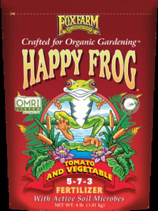 Happy Frog® Tomato & Vegetable Fertilizer 4LB