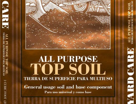 All Purpose Top Soil 1CF