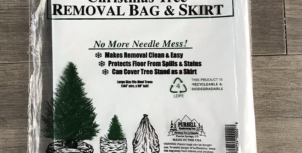 Christmas Tree Removal Bag and Skirt