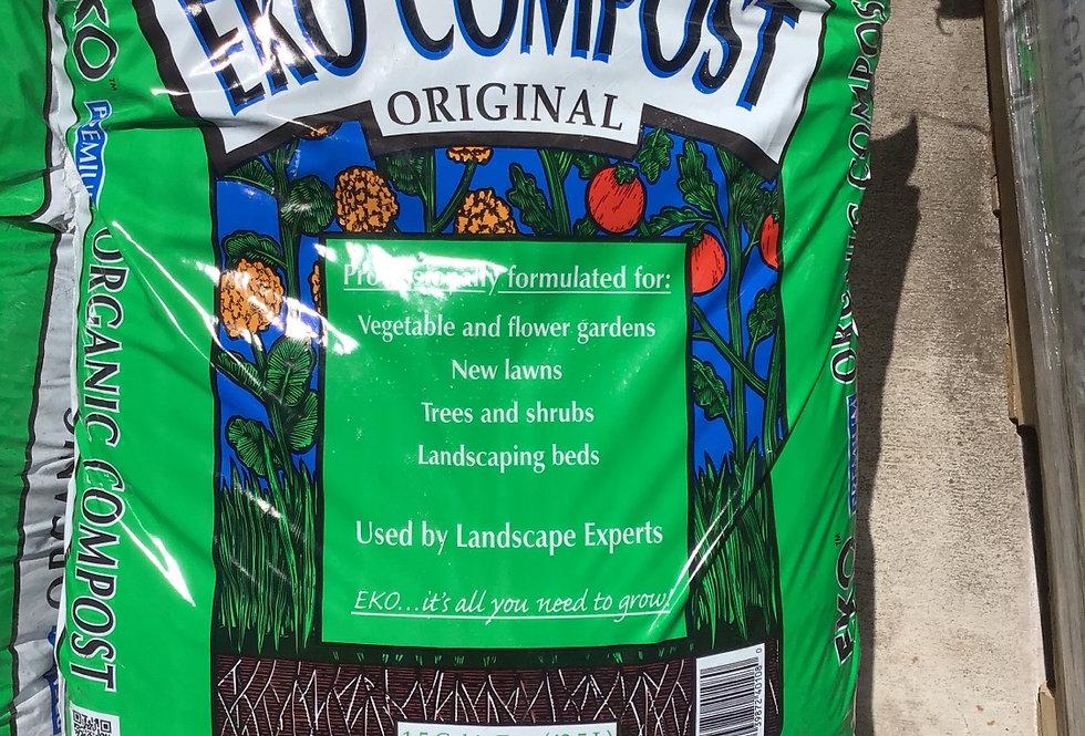 EKO Original Compost 1.5 cubic feet