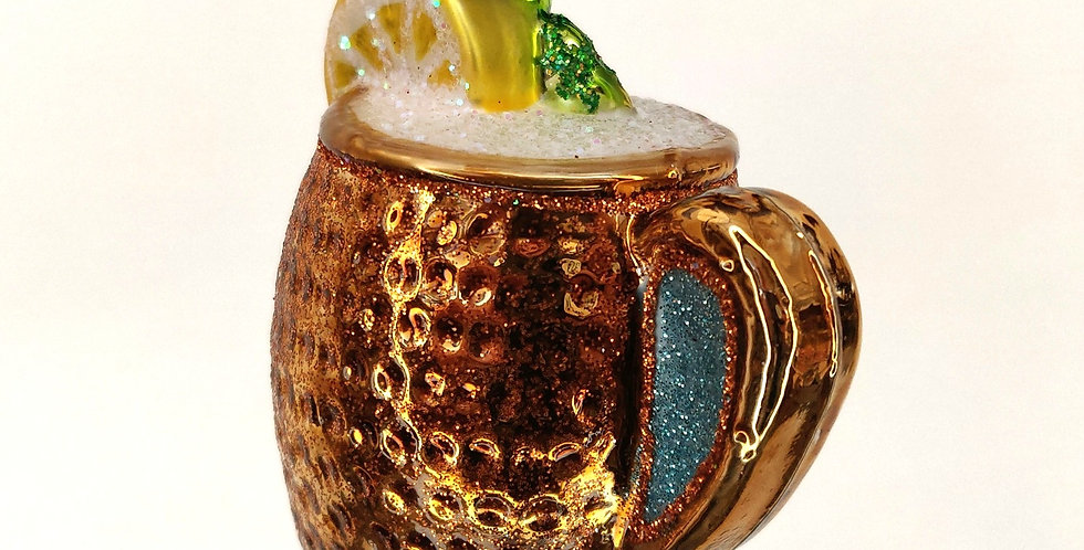 Moscow Mule Ornament