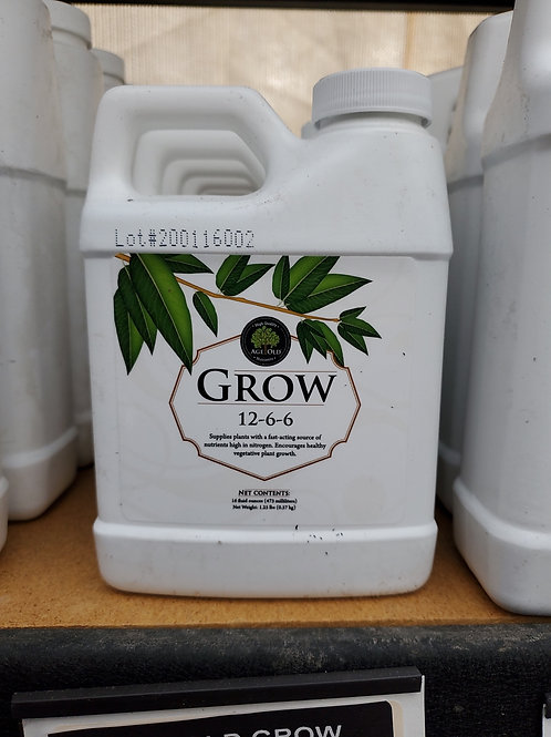 Age Old Grow 16 fl oz