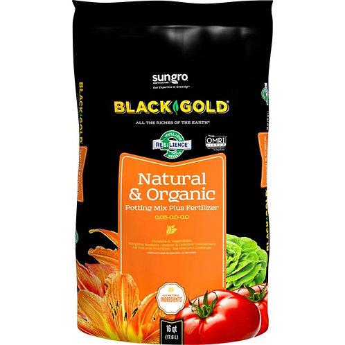 BLACK GOLD 16QT Organic