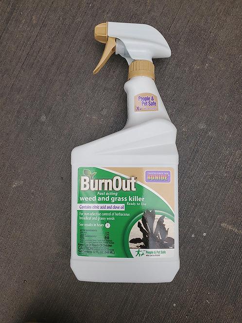 Burnout Weed and Grass Killer 32 fl. Oz RTU