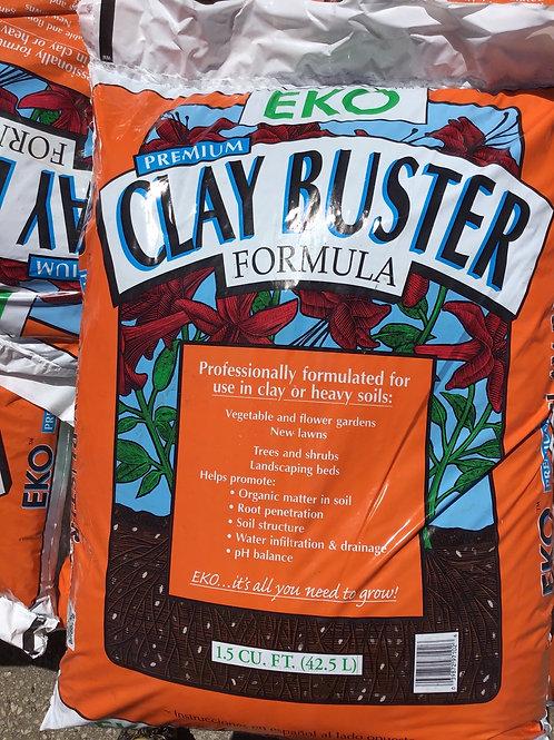 EKO Premium Clay Buster Formula 1.5 cubic feet