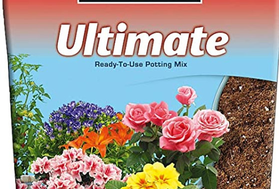 Fertilome Ultimate Potting Mix 8 Quart Bag