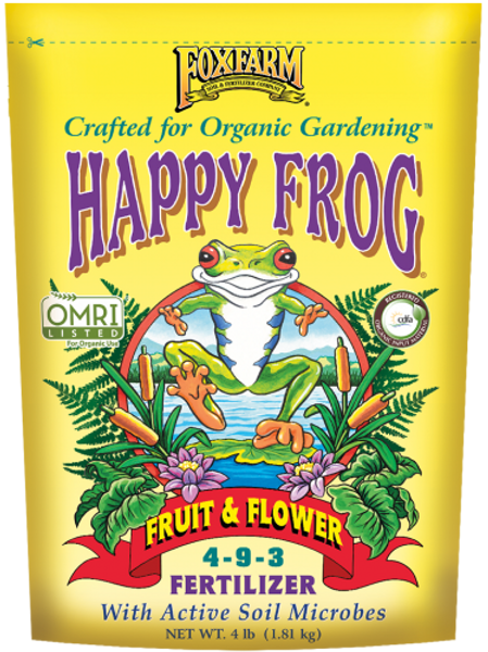 Happy Frog® Fruit & Flower 4LB