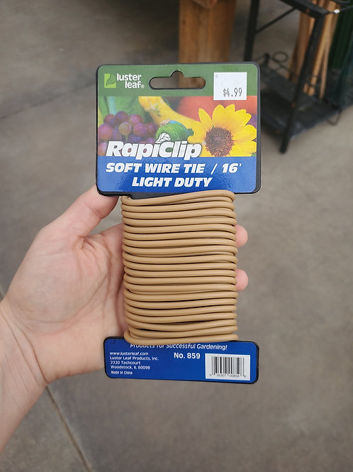 Rapiclip Soft Wire Tie 16'