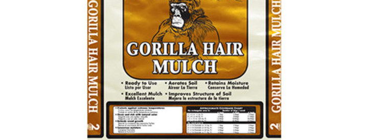 Gorilla Hair Mulch 2CF