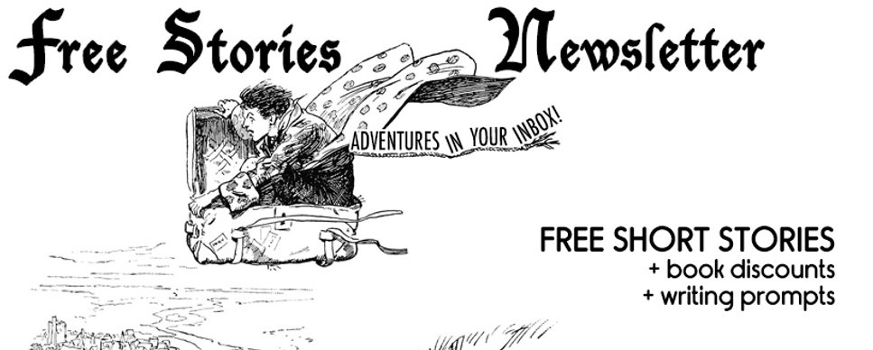 Free Short Stories Newsletter from Sic Semper Serpent