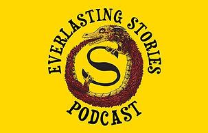 Everlasting Stories short story podcast logo