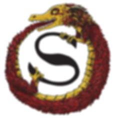 Sic Semper Serpent Logo Penny Dread