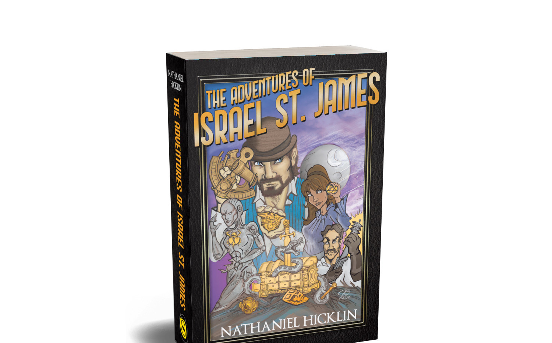 Israel St. James Paperback Book