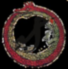 Old Sic Semper Serpent logo Ex-Penny Dread