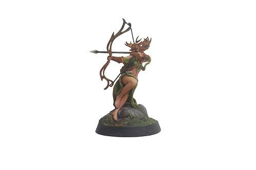 Elfa de los bosques