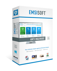 Emsisoft Managed Anti-Malware (Monthly Subscription)