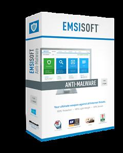 Emsisoft Managed Anti-Malware (Monthly Subscription)