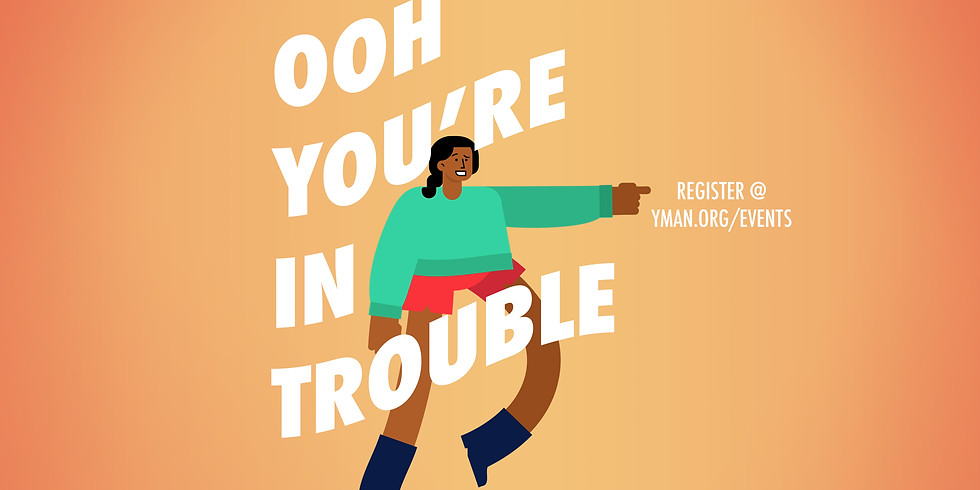 """"""" Ooh You're in Trouble """" Podcast Story Submissions"""