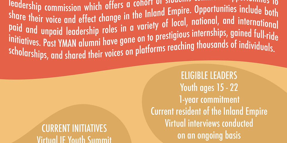 Join the GENERATION IE Youth Commission!