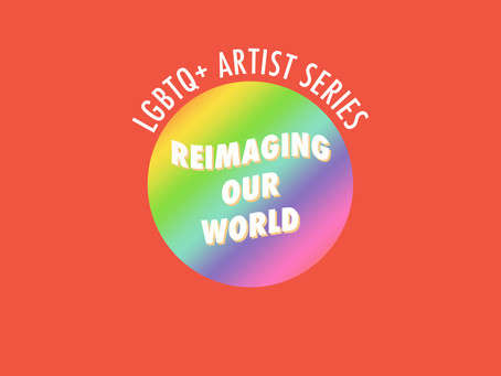 LGBTQ+ Youth Artist Series Winner