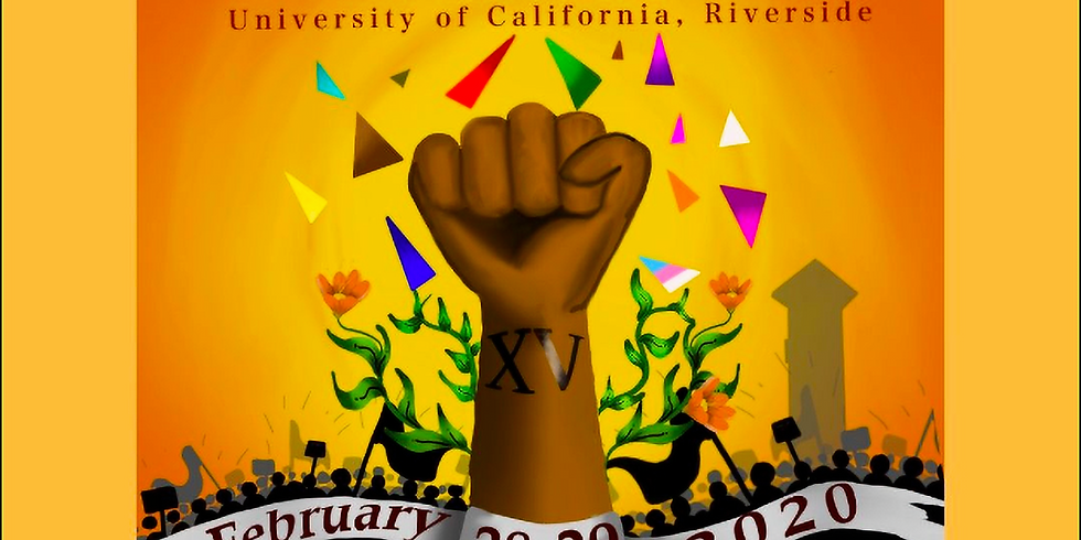 15th Annual Queer Trans People of Color Conference: UC Riverside