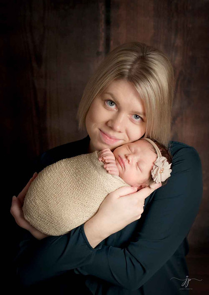 Perhevalokuvaus ja vastasyntyneen valoku