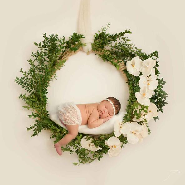 Seppelekuvaus vastasyntyneen valokuvaus