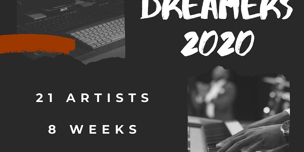 Digital Dreamers Academy 2020 Application (Closes Saturday February 22nd)
