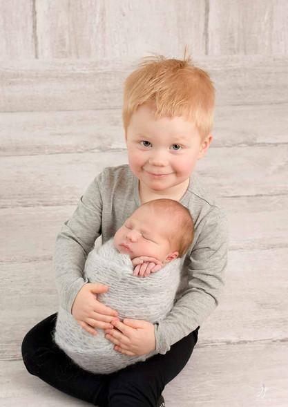 Sisaruskuvaus ja vastasyntyneen kuvaus15