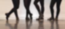 Toronto Dance Industry Inc. senior competitive tap team feet photo