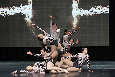 """Toronto Dance Industry Inc. Competitive Contemporary Dance routine """"Eleven and the Upside Down"""" photo"""